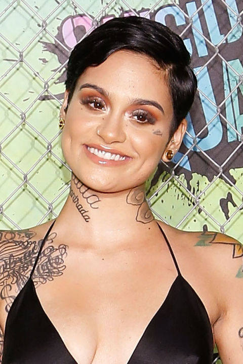 We're gonna go ahead and assume Kehlani's cut was inspired in part by Salt N' Pepa.