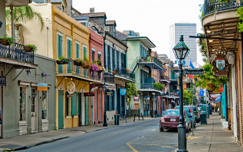 Pinterest has declared New Orleans the top pre-wedding party destination of 2017, but that doesn't mean you need a bachelorette party as an excuse to go. Yes, it's known for its party atmosphere — but that doesn't necessarily mean Mardi Gras beads and Bourbon Street. In between exploring the French Quarter and sampling all the Cajun and Creole food the city has to offer, hit up a classy spot like the Moxy Bar at the Moxy Hotel, which is decked out with vintage French horns and metal voodoo skulls, or grab a stool at the Henry Howard Hotel's marble bar. But if you're going to sleep where you drink, your best bet is the Roosevelt Hotel, a gorgeous turn-of-the-(19th)-century building that's been restored to it's previous glory, plus a few modern bonuses — like the rooftop pool and 12,500-square-foot spa.BOOK NOW