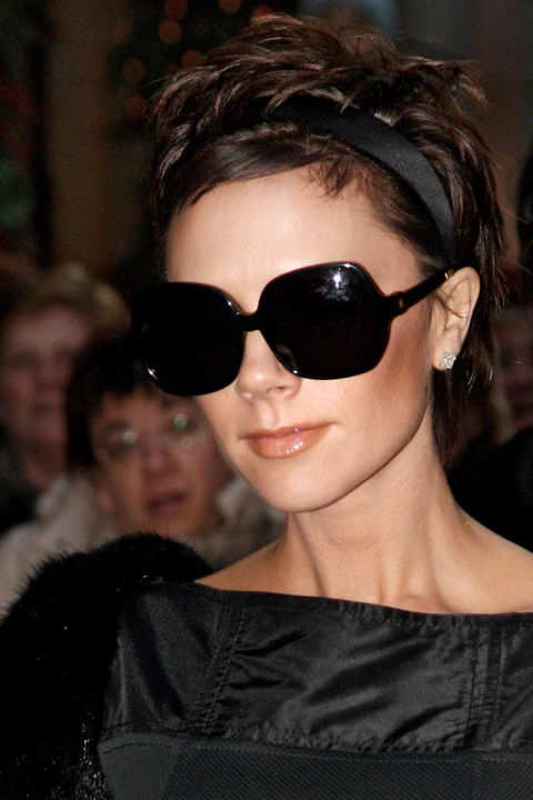 "Some refer to it as the ""poxie."" We prefer to simply call it the chic hairstyle that marked her transition from pop star Posh Spice to fashion star Victoria Beckham. She unveiled the look at the same time she unveiled her first ready-to-wear collection at New York Fashion Week."