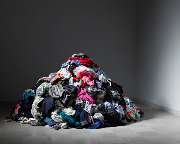 Image result for throwing out clothing