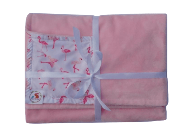 Soft swaddle blanket