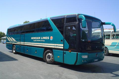 KTEL Buses