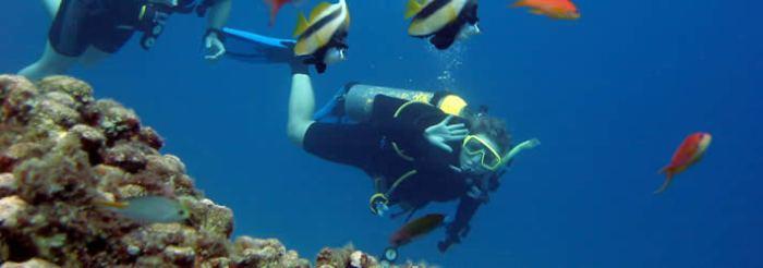 Achilleon Diving Center, Corfu