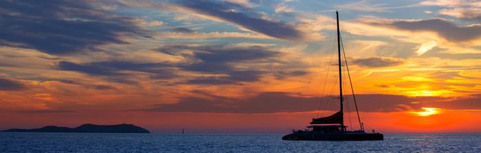 Anchors Away, Santorini