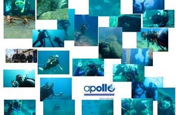 Apollo Dive Center, Nissaki port, Corfu