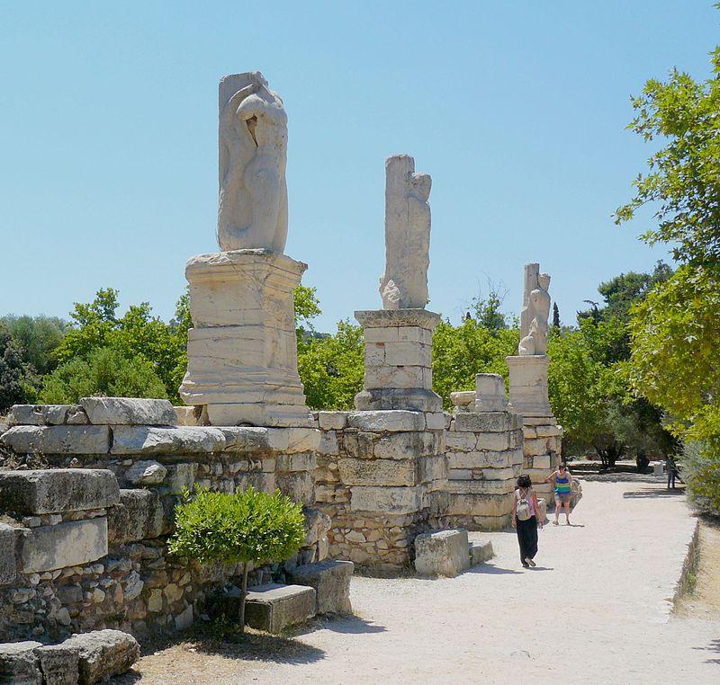 Ancient Agora of Athens Museum