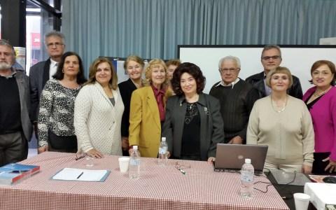 Βραδιά Ποίησης Αυστραλία  1ο Διεθνές Φεστιβάλ Ελλάδα Παντού