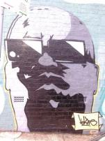 street art - Eliza Street, Newtown