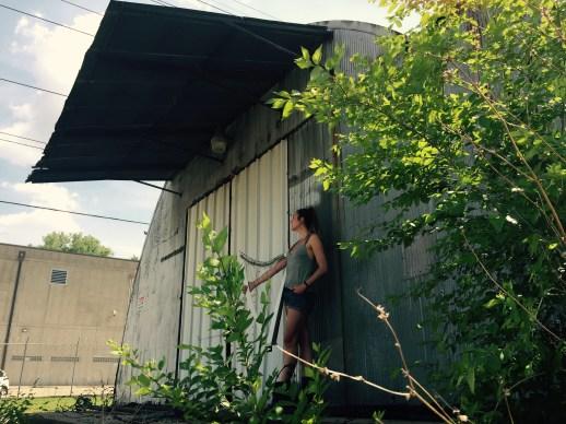 Corrugated green 2