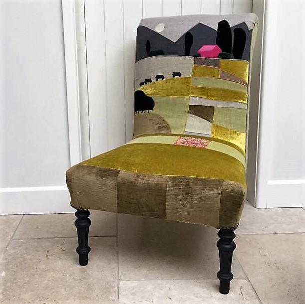 Portfolio: Rural Landscape Chair