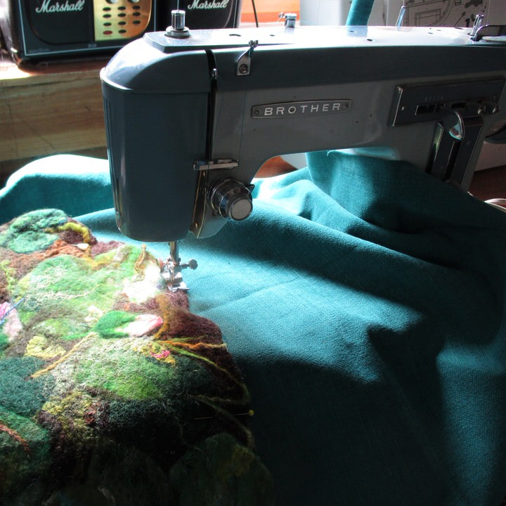 Applique for chaise