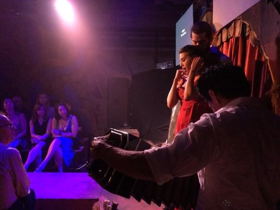 Maria De Buenos Aires 2016 Directed by Ella Marchment