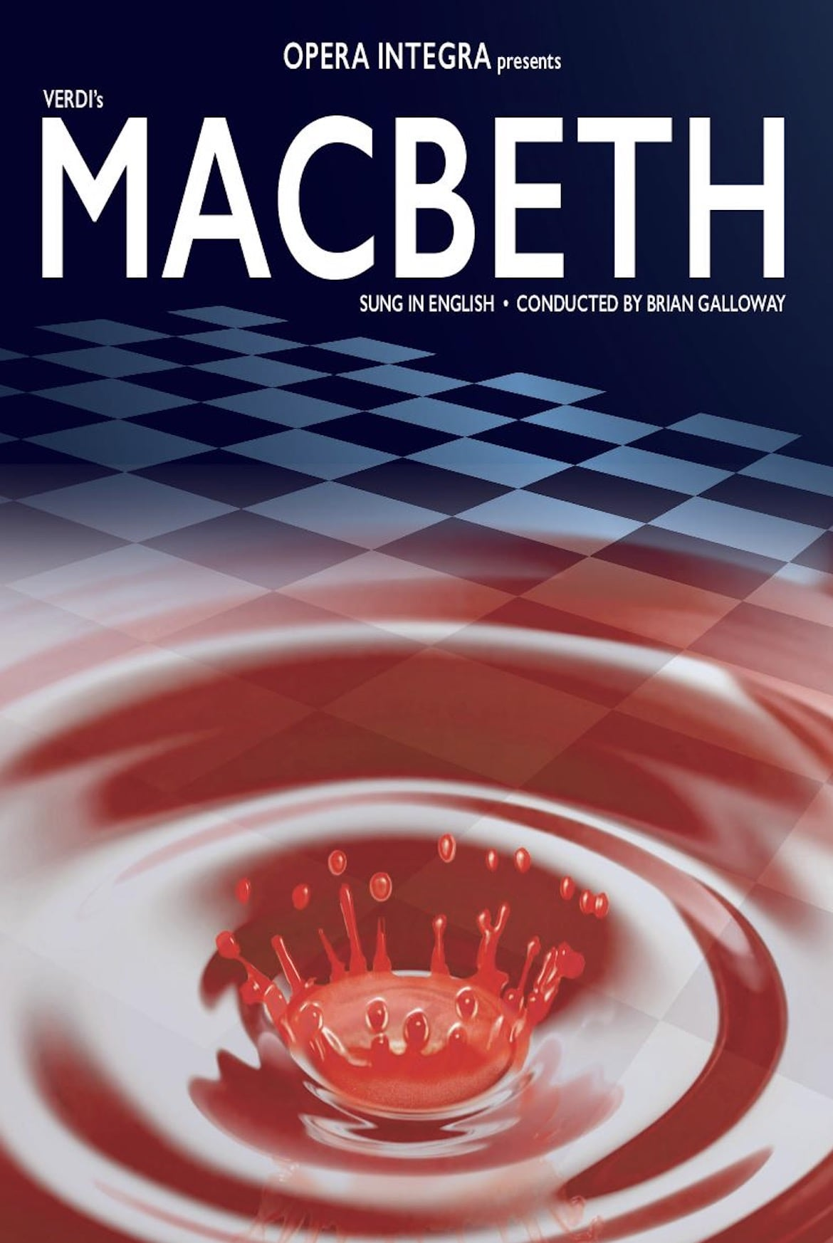 Macbeth 2016 Directed by Ella Marchment for Opera Integra London