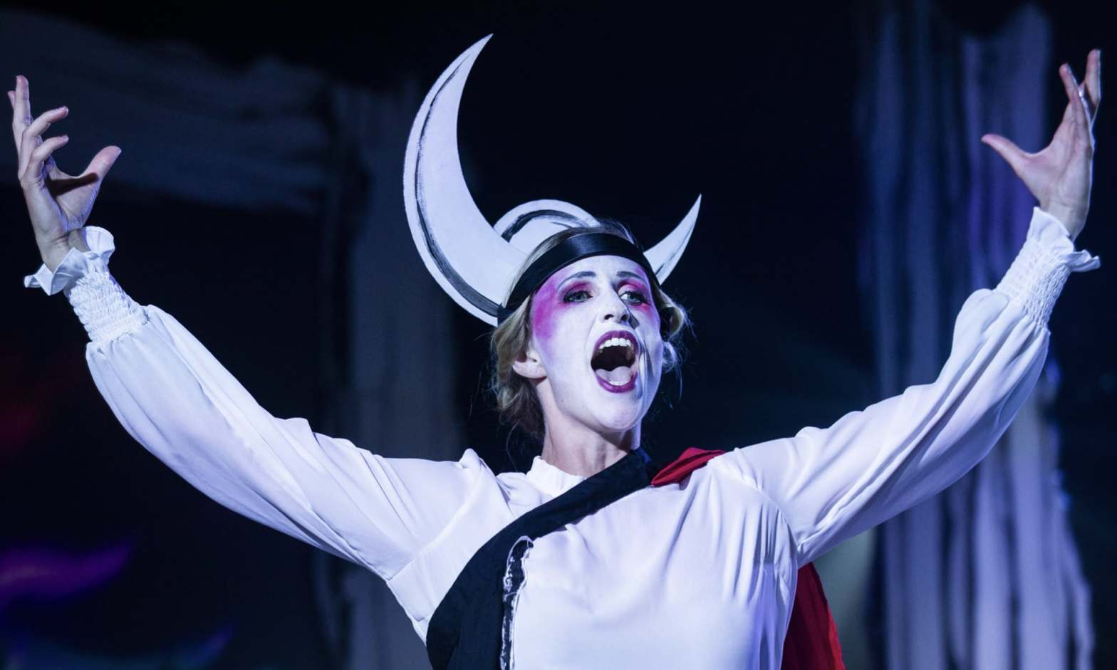 Tryl – The Magic Flute Copenhagen Opera Festival 2018 Directed by Ella Marchment Photos by Olafur Gestsson