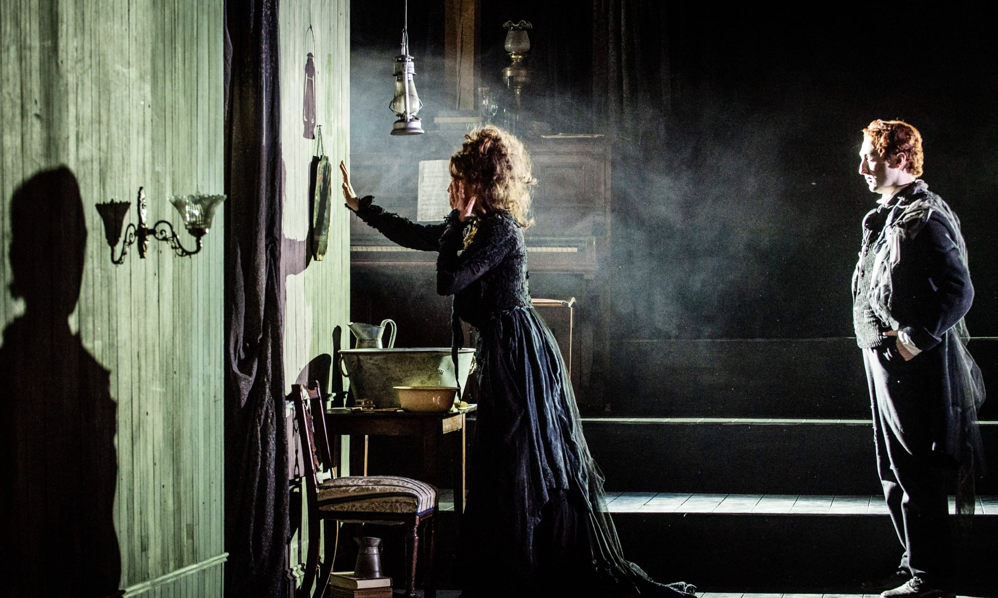 Turn of the Screw, Bury Court Opera March 2019, directed by Ella Marchment