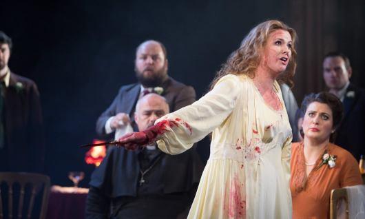 7 - Lucia di Lammermoor Buxton Opera Festival Stephen Unwin Ella Marchment