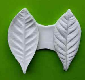Gardenia Leaf Small 2-Sided Veiner