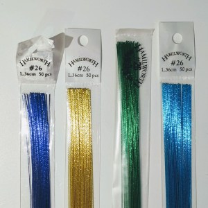 #26 wire metallic