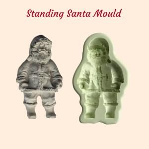 Standing Santa Mould