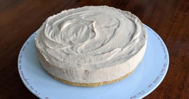 Ella's Barn Chocolate Cheesecake