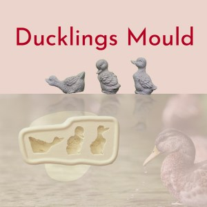 Ducklings Mould