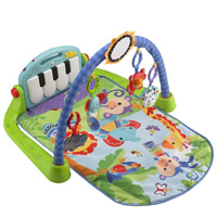 Gimnasio y piano pataditas Fisher Price