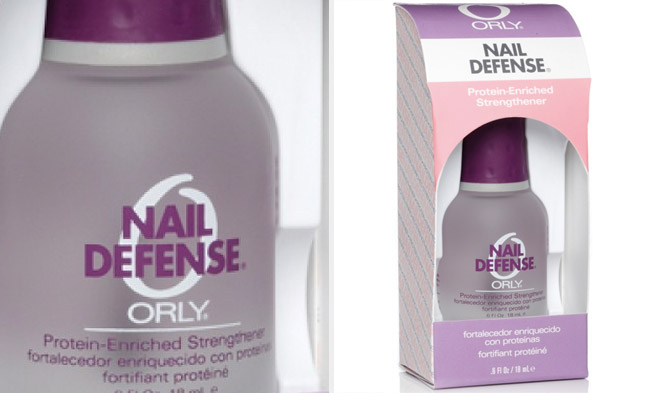 Endurecedor de uñas Orly Nail Defense