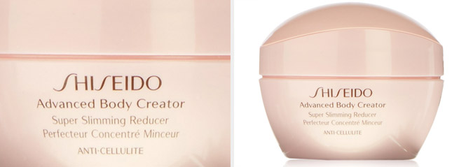 Crema anticelulítica Advanced body Creator Super Slimming Reducer de Shiseido