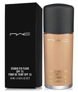 Base De Maquillaje MAC Studio Fix Fluid SPF 15
