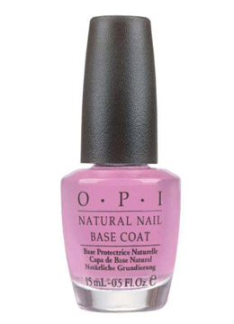 Capa Base Natural para Uñas de OPI