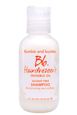 Hairdressers Invisible Oil De Bumble And Bumble