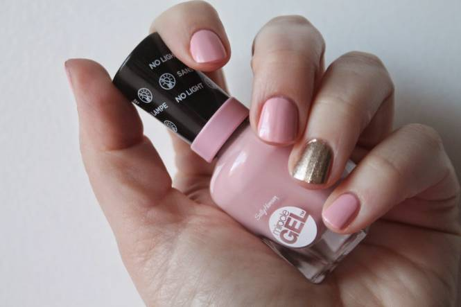 esmaltes Sally Hansen Miracle Gel