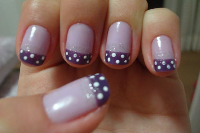 uñas de gel decoradas 12