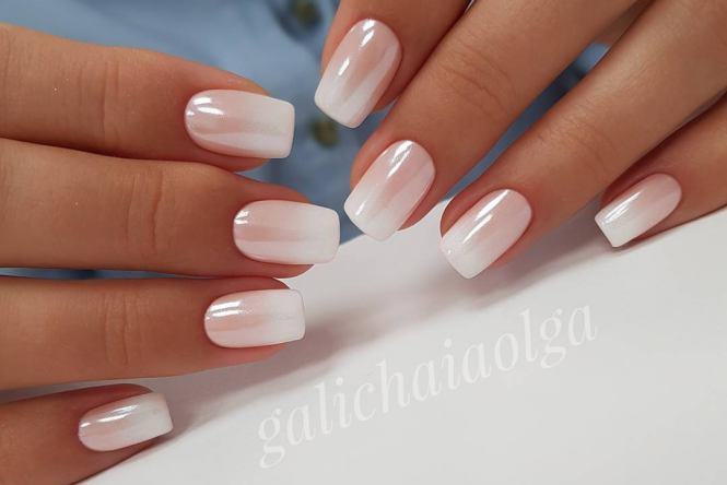 uñas de gel decoradas 6