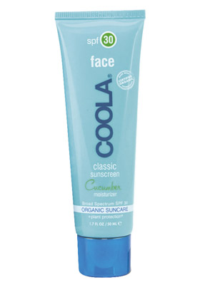 Face SPF 30 Cucumber de COOLA