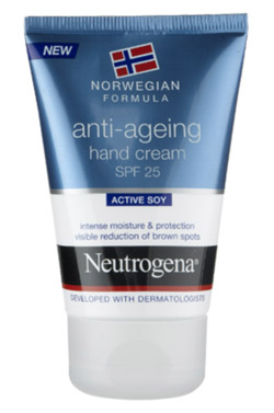 Norwegian Formula Anti-Ageing Hand Cream SPF25 de Neutrogena