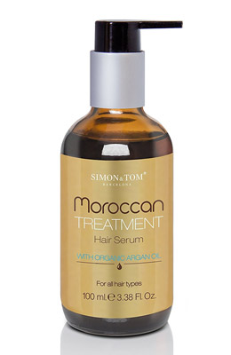 Simon & Tom Moroccan Treatment – Sérum capilar con Aceite de Argán