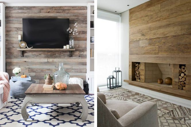 fotos en la pared 6 Ideas Para Decorar Una Pared De Saln Con Estilo Ellas