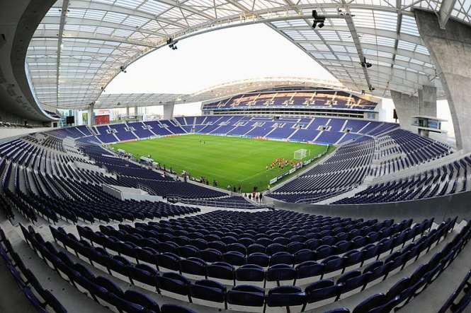 Estádio do Dragão, Oporto, Portugal