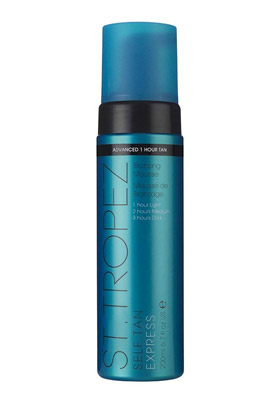 Self Tan Express Advanced Bronzing Mousse de St. Tropez