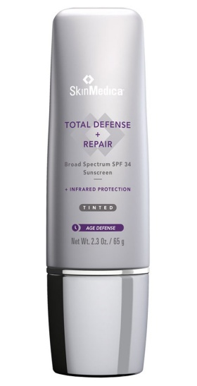 Total Defense + Repair Sunscreen SPF 34 de SkinMedica