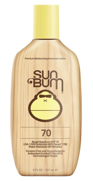 Moisturizing Sunscreen Lotion de Sun Bum