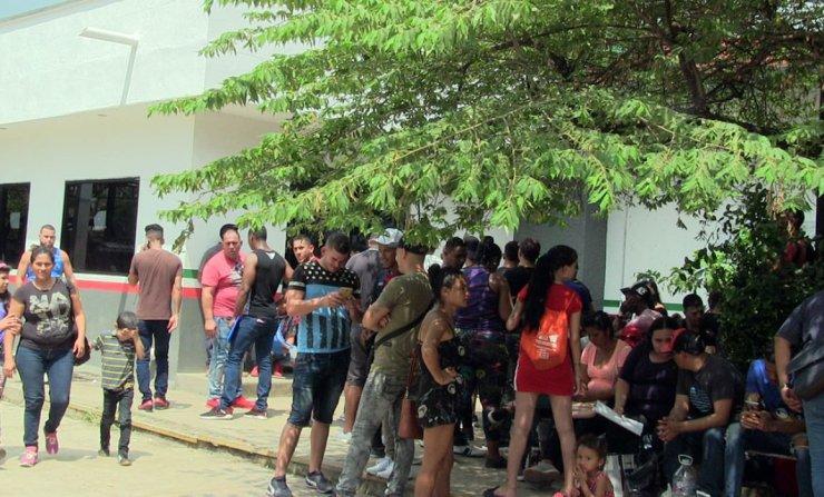 Cubanos en Tamaulipas. El Latinaso Noticias