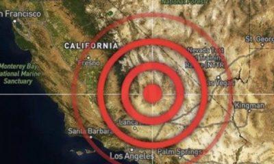 Terremoto en las vegas. EL Latinaso Noticias