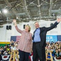 Hillary Clinton Has Already a Vice President: Tim Kaine, US Senator from Virginia