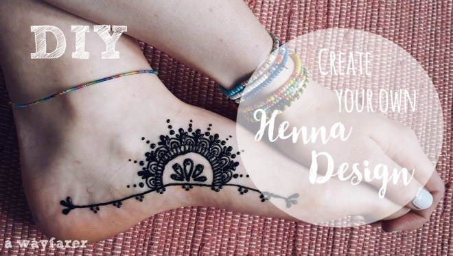 HENNA TATTOO | https://ellawayfarer.wordpress.com/