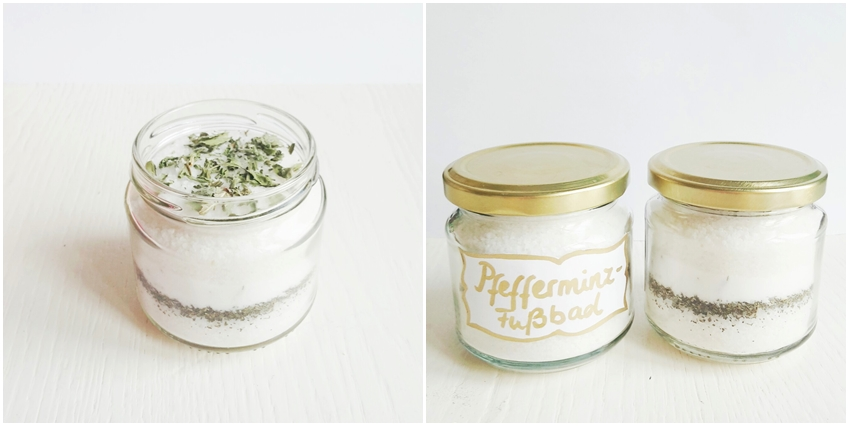DIY | Peppermint Foot Bath | ellawayfarer.com