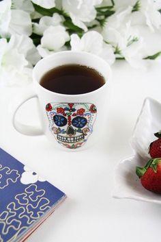 Sugar Skull Tasse Mug