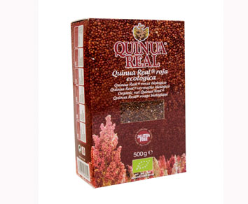 Grano rojo de Quinua Real