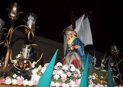 Procesión del Miércoles Santo de la Semana Santa de Villafranca de los Barros